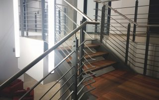Federal Mogul staircase